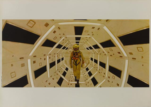 Kubrick 1968-ban mutatta be a 2001 - Űrodüsszeiát.