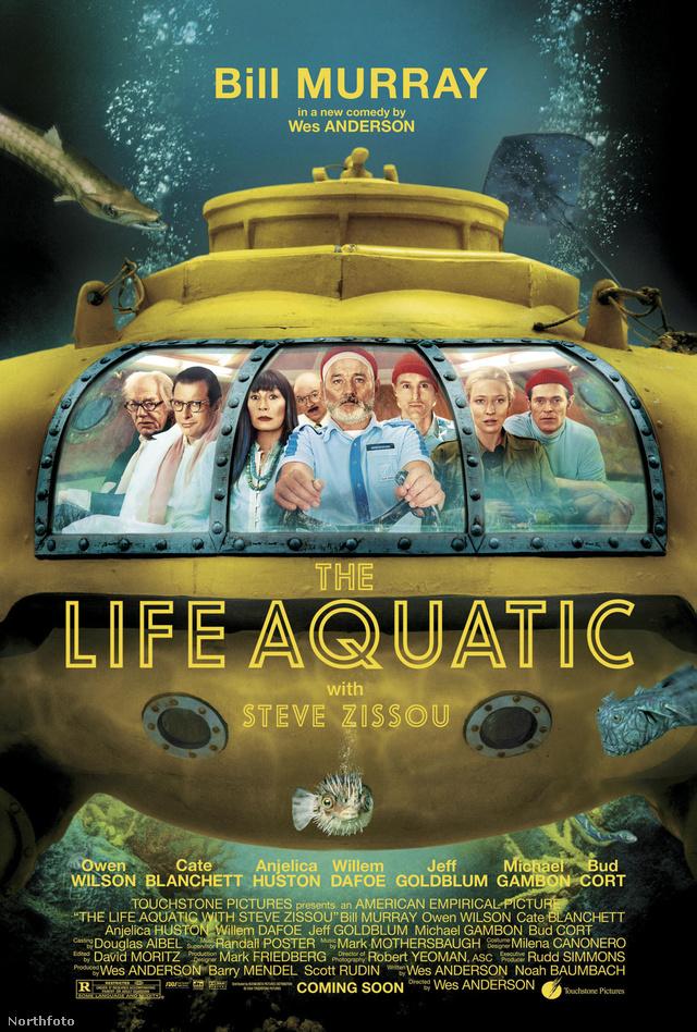 Az Édes vízi élet tengeralattjárója 2004-ből.