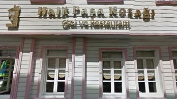 Lerombolják a török puccsisták találkozóinak helyet adó szállodát