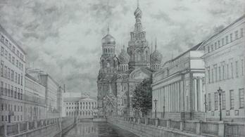 Magyar grafikus a cár szolgálatában