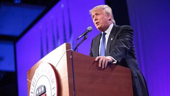 Dübörög a kampány – Donald Trumpnak már múzeuma is van