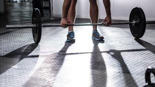 A CrossFit veszélyei a levált retinától a bevizelésig