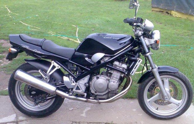 Suzuki GSF250 Bandit