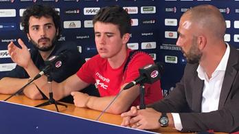Európa egyik legígéretesebb fiatal futballistája Nagy Ádám