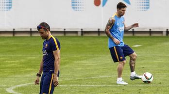 Egy vérbeli góllövő csatár kell még a Barcelonába