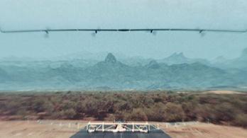 Felszállt Zuckerberg napelemes drónja, amivel mindenkit beköt majd az internetbe