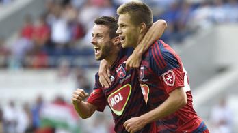 Nincs futballforradalom: csak egy magyar klub maradt