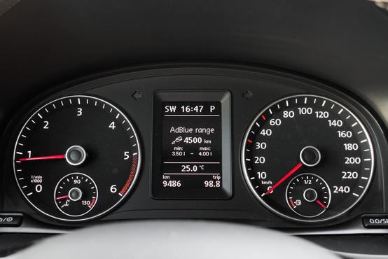 Kb 5000 kilométerenként kell utántölteni az AdBlue-t