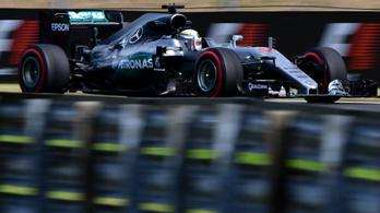 Hamilton megúszta, Rosberg megnyerte a pénteket a H'ringen