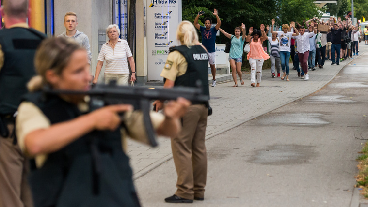 Mit tudunk eddig a müncheni lövöldözésről?