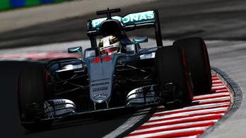 Hamilton: Talán túl sok pénzük volt, kár, hogy a pályára költötték