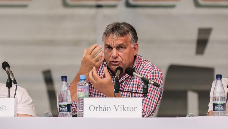 Orbán Viktor eltemette a nyugati világot