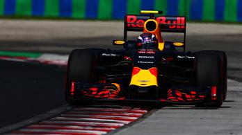 Odalépett az F1-tinédzser, zseniális időmérőre van kilátás