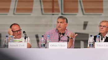 Itt van a videó arról, ahogy Orbán egyre jobban megszereti Trumpot