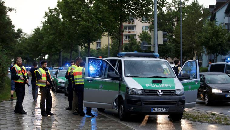 Iskolai lövöldözésekről és a tömeggyilkos Breivikről olvasott a müncheni ámokfutó