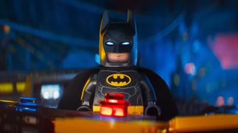 A Lego Batman még mindig zsémbes