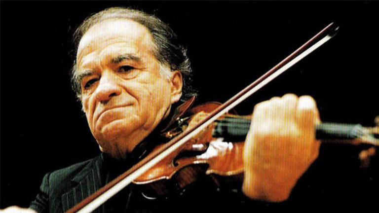 Fidelio Napi Zene – Ruggiero Ricci Paganinit játszik