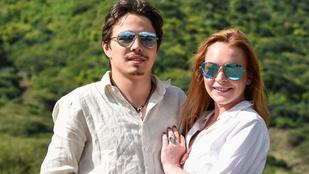 Lindsay Lohan csúnyán összebalhézott a vőlegényével