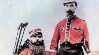 Garibaldi egyik legjobb embere volt a féllábú magyar