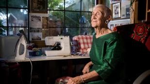 101 éves lett Anglia legidősebb divattervezője