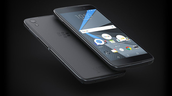 Itt az új Blackberry: egy Alcatel