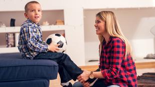 Önállótlan gyerekek: a törődés vágya