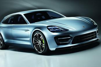 Ősszel érkezik az első kombi Porsche