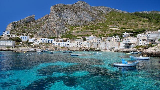 Szicília rejtett kincsei: az Egadi-szigetek