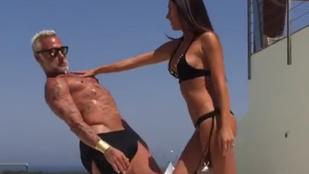 Ez az olasz milliomos megmutatja, hogy kell élvezni az életet