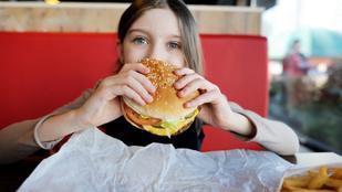 A nyugati étrend nem csak hizlal, de a memóriát is rontja