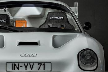 Először futott az elfeledett Audi prototípus
