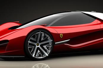 Már készül az új szuper-Ferrari