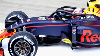 Elkaszálták a fejvédő keretet az F1-csapatok