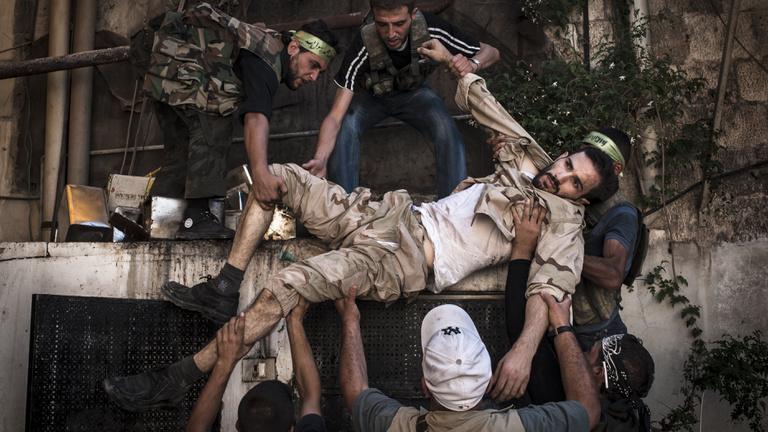 Öt éve tudjuk, hogy Szíriában nincsenek makulátlanok