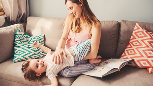 A baba mozgása és lelki fejlődése összefügg - interjú