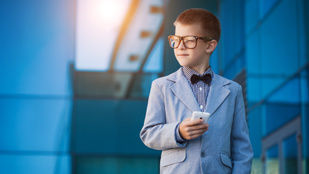 Jó tanuló helyett vállalkozót neveljen a gyerekből!