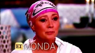 Shannen Doherty könnyes videón beszél rákbetegségéről