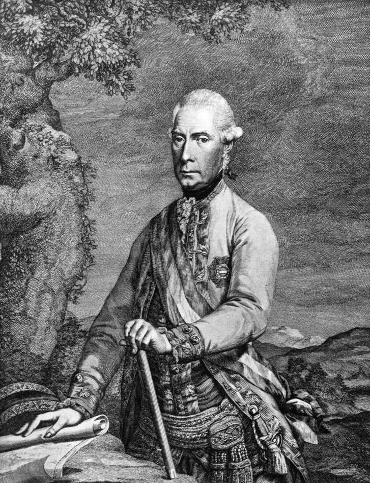 Ernst Gideon von Laudon tábornok
