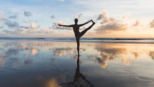 A jóga eszköz, hogy újra megbarátkozzunk a testünkkel