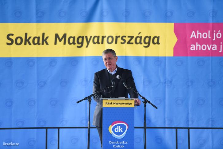 A DK szavazói követik Gyurcsány Ferenc bojkottfelhívását