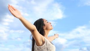 A friss levegő jót tesz az önbecsülésünknek