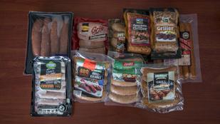 Teszt: melyik a legjobb grillkolbász?