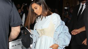 A leghülyébb trendet megint Kim Kardashiannek köszönhetjük