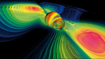 Ősi fekete lyukak ütközését észlelhette a LIGO