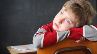 A túlzott iskolai terhelés miatt van ennyi figyelemzavar?