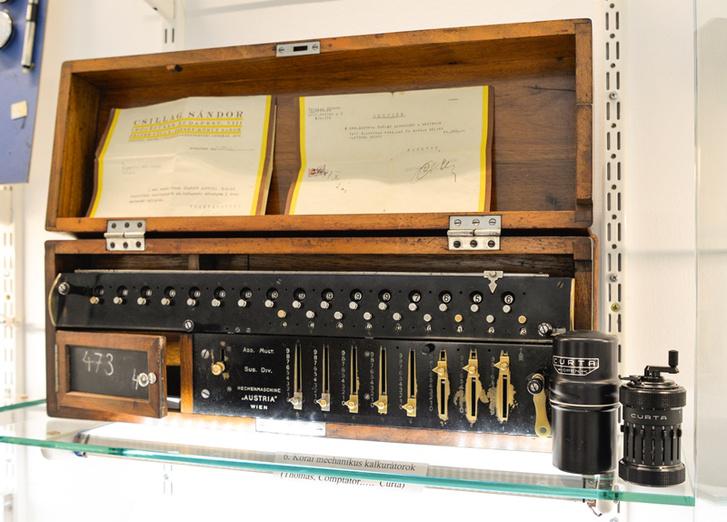 Thomas arithmometer