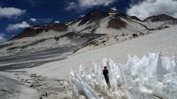 Az Andok néma jégszerzeteseinek titka