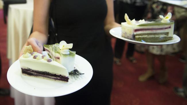 Triplán tökmagos és zöld színű az idei Magyarország tortája