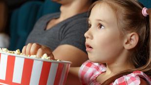 Ingyen mozi gyerekfilmekkel, hetente kétszer!
