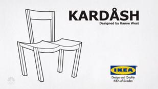 Itt van az Ikea-Kanye West történet újabb fejezete